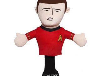 Star Trek Scotty Golf Club Cover
