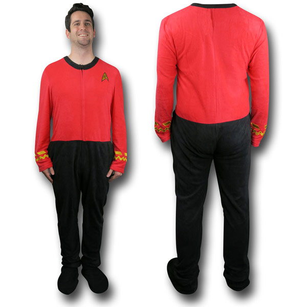 Star Trek Security Union Suit