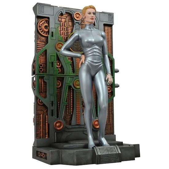 Star Trek Seven of Nine Statue