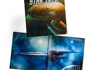 Star Trek Ships of the Line 2016 Calendar