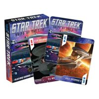 Star Trek Ships of the Line Playing Cards