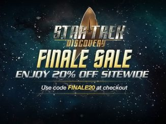 Star Trek Shop Finale Sale