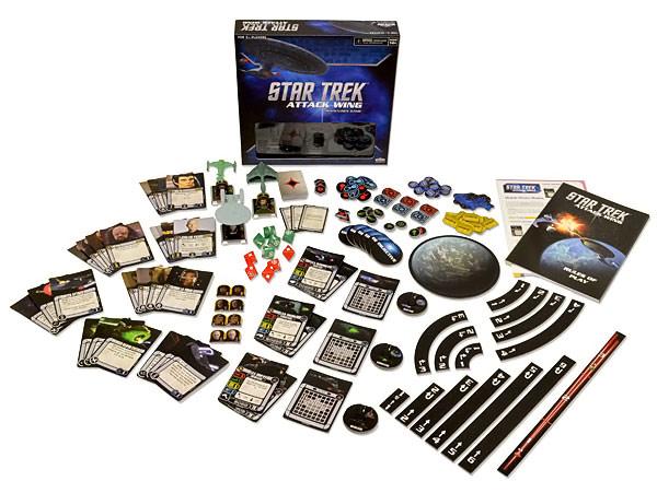 Star Trek Space Battle Game