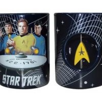 Star Trek Spinner Mug