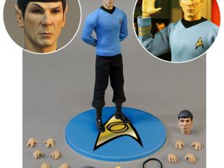Star Trek Spock 1 12 Collective Action Figure