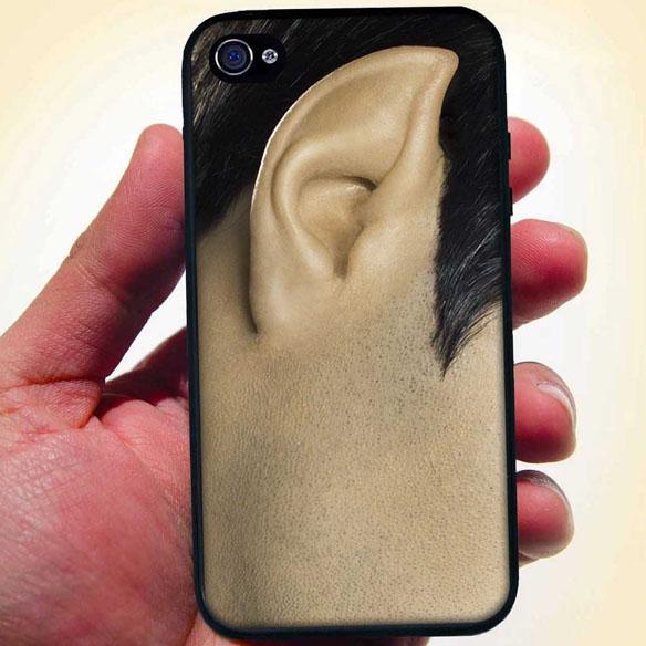 Star Trek Spock Ear iPhone Case