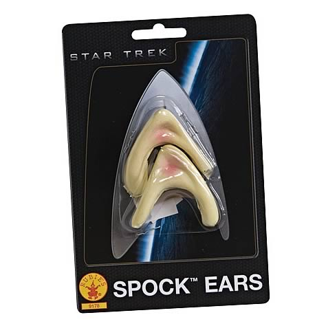 Star Trek Spock Ears