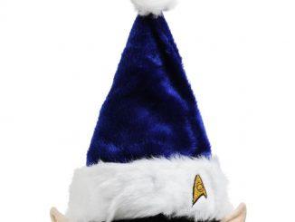 Star Trek Spock Holiday Hat