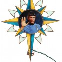 Star Trek Spock Tree Topper