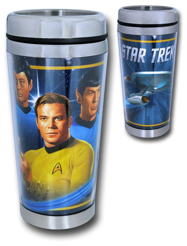 Star Trek Star Fleet Travel Mug