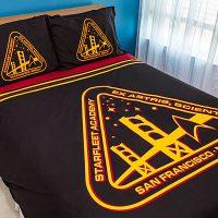 Star Trek Starfleet Academy Duvet Cover and Pillowcases