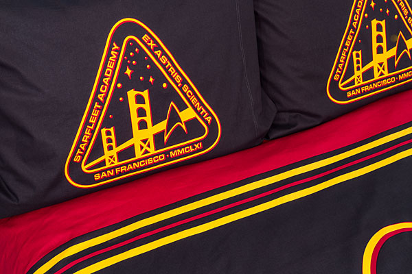 Star Trek Starfleet Academy Duvet Cover and Pillowcases