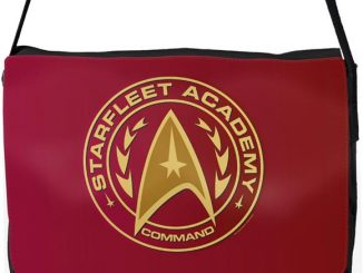 Star Trek Starfleet Academy Messenger Bag