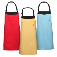 Star Trek Starfleet Uniform Aprons