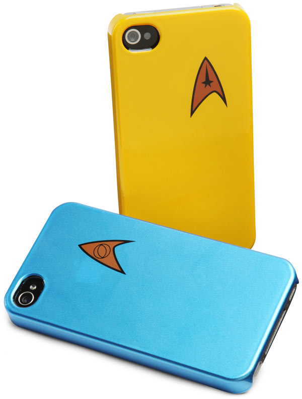 Star Trek Starfleet iPhone 4 Cases