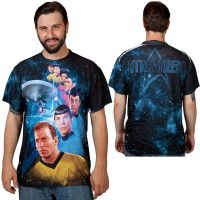 Star Trek Sublimation T-Shirt