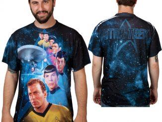 Star Trek Sublimation T-Shirt