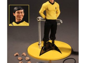 Star Trek Sulu 1 12 Collective Action Figure