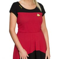 Star Trek TNG A-line Dress