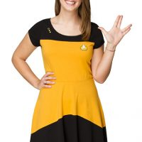 Star Trek TNG A-line Dress