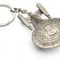 Star Trek TNG Enterprise Keychain