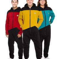 Star Trek TNG Loungers