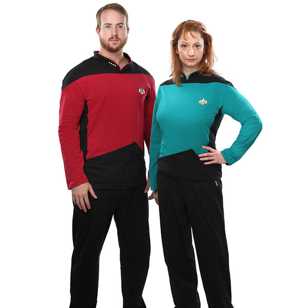 Star Trek TNG Pajamas