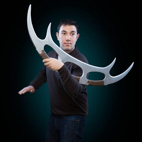 Star Trek TNG Replica Foam Batleth