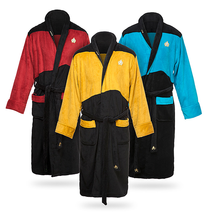 Star Trek TNG Robe