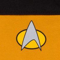 Star Trek TNG Starfleet Girls Tulle Dress
