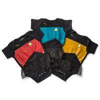 Star Trek TNG Starfleet Tulle Bodysuit