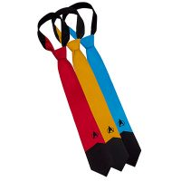 Star Trek TNG Ties