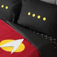 Star Trek TNG Uniform Bedding Set