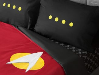 Star Trek TNG Uniform Bedding Set