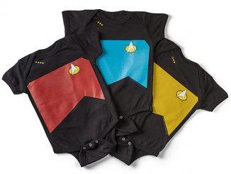 Star Trek TNG Uniform Bodysuits