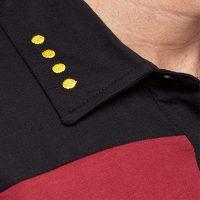 Star Trek TNG Uniform Polo