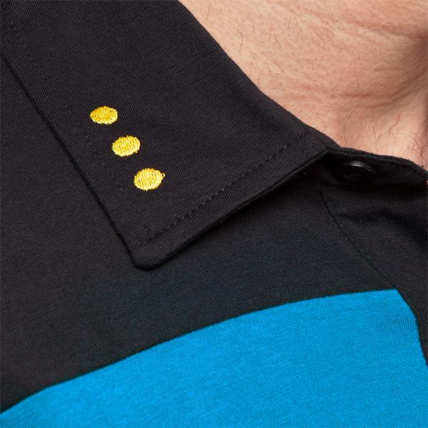 a385d5de3c Star Trek TNG Uniform Polo