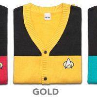Star Trek TNG Unisex Cardigans