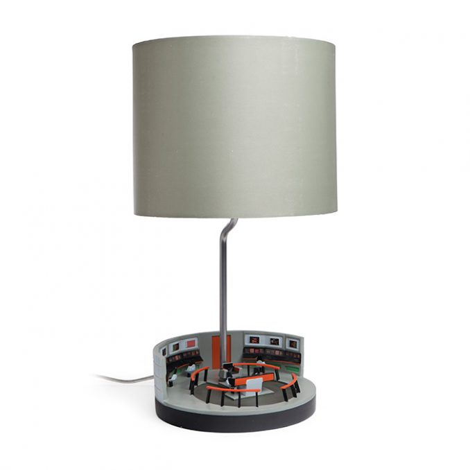 Star Trek TOS Bridge Set Lamp