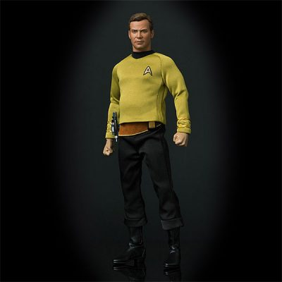 Star Trek TOS Captain Kirk 1 6 Scale Articulated Figure