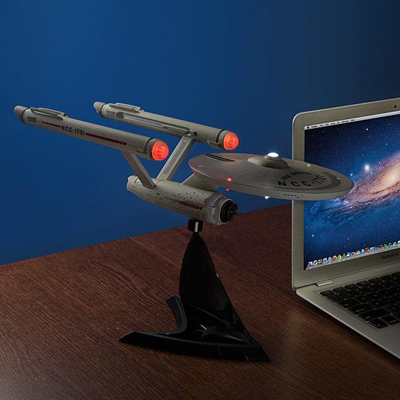 Star Trek TOS Enterprise 1701 HD Ship Replica