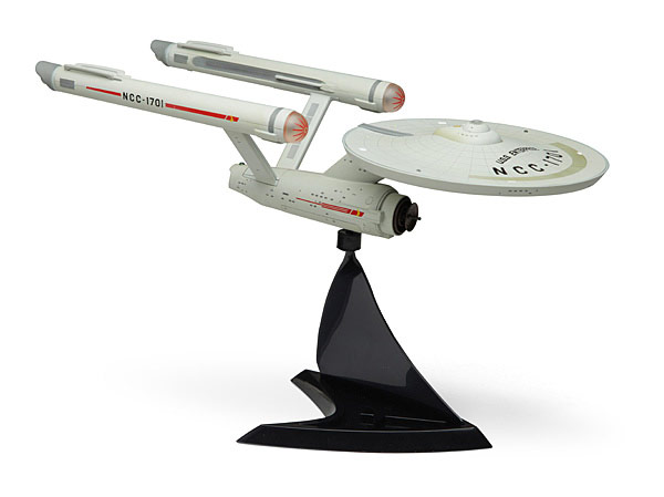 Star Trek TOS Enterprise 1701 HD Ship