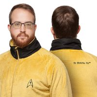 Star Trek TOS Fleece Jackets