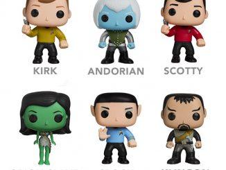 Star Trek TOS Funko