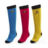 Star Trek TOS Ladies' Knee High Socks