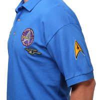 Star Trek TOS Patches Polo