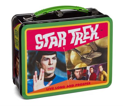 Star Trek TOS Retro Lunch Box