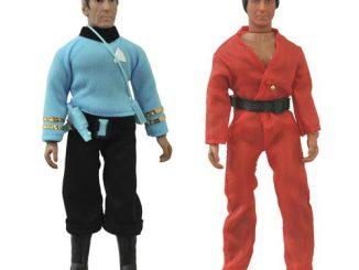 Star Trek TOS Spock and Khan Retro Action Figure Set