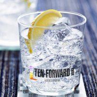 Star Trek Ten Forward Vodka Glass
