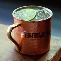 Star Trek Ten Forward Vodka Moscow Mule